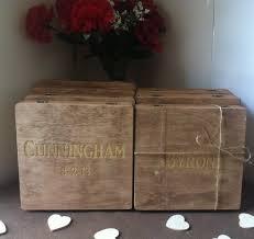 Wooden Groomsmen Gifts Rustic Groomsmen Gift Set Of 8 Wooden Cigar Boxes Laser