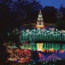 atlanta botantical garden lights 2012 startle