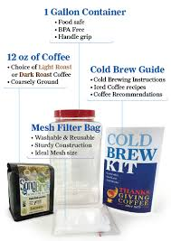 cold brew kit thanksgiving coffee company store