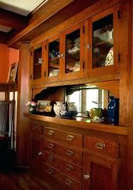 arts and crafts cabinet hardware decoration craftsman style kitchen