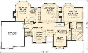 ranch style house floor plans ranch style house plans plan 15 736