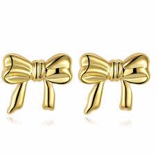 boucle d oreille anti allergique 18 k or boucles d u0026 39 oreilles pour les enfants achetez des lots à