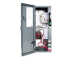 combination lighting contactors with circuit breaker