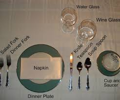 Formal Table Setting Manly Set A Table Step 9 Version 6 To Invigorating Proper Table