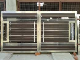Spectacular Front Gate Designs For Homes H In Home Remodeling - Gate designs for homes