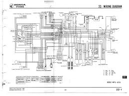 honda vt500c wiring diagram honda wiring diagrams instruction