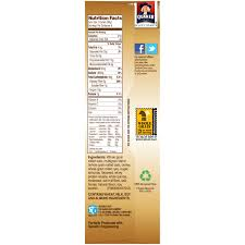quaker u0026reg select starts super grains honey almond instant