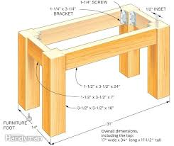 how to make a wooden table top build a wooden table how to build a wood table dining build solid