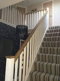 rustic corridor hallway u0026 stairs photos basic staircase with oak