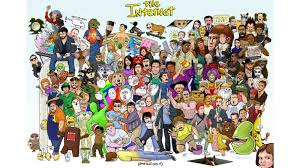 All The Memes - can you find all the memes in this internet orgy of a poster