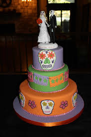 Halloween Themed Wedding Cakes Coco Paloma Desserts October 2010