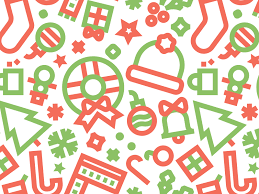 christmas patterns christmas pattern by titus smith dribbble
