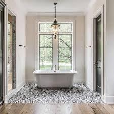mosaic tile designs bathroom black and gray mosaic bathroom floor tiles design ideas