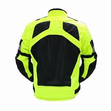 motorbike vest jacket motocross racing reflective safety coat sportswear