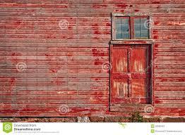 Red Barn Door by Red Barn Door Royalty Free Stock Images Image 28082949