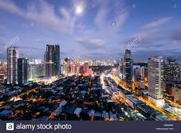 makati skyline night makati city stock photos u0026 makati skyline