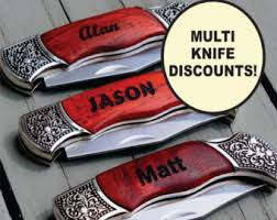 Monogrammed Pocket Knife Personalized Axe Engraved Hatchet Groomsmen Gift Axe Custom