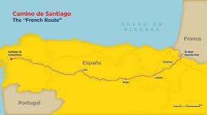 Camino De Santiago Map Rent A Rambling Naturalist John Muir U0027s Thousand Mile Walk