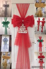 Outdoor Christmas Decorations Gumtree by Christmas Door Bows Supplied And Fitted In Glasgow And East