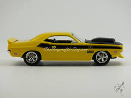 Dodge Challenger Yellow - 1970 dodge challenger wheels 100 percent yellow t a 340 six pack
