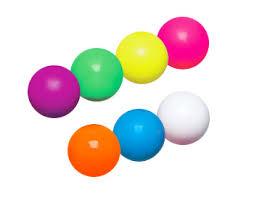 dube juggling bounce balls