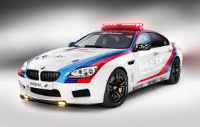 bmw m6 modified bmw m6 gran coupe picked as official safety car for 2013 motogp season
