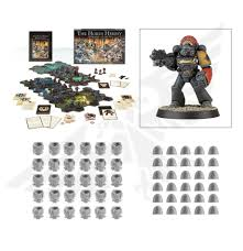 finally the space wolves arrive new forge world spikey bits