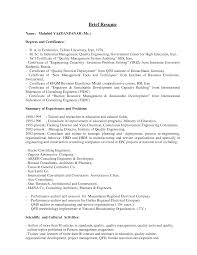 brief resume example doc 8491099 ma resume examples ma resume examples sample ma resume resume sample carl fortier sterling park road natick ma ma resume examples
