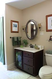 How To Decorate A Small House On A Budget by While Wearing Heels Quick Bathroom Updates