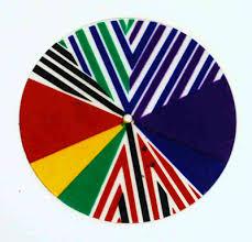 2 1 2 color wheel set of 2 puleo international
