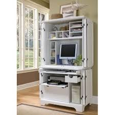 Compact Desk With Hutch Home Styles Naples Compact Desk Hutch Home Furniture Home