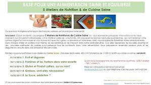 cours de cuisine à bruxelles nutrition cooking workshops larriut health coach