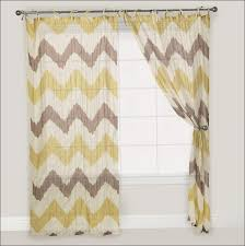Cheap Grey Curtains Bathroom Magnificent Brown Curtains Chevron Curtains Target