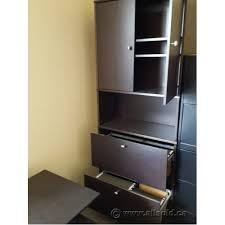 ikea effektiv file cabinet ikea effektiv espresso 2 drawer lateral file cabinet w storage