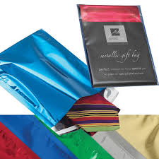 metallic gift bags postsafe metallic peel and seal prezzibags jpg