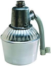Heath Zenith Dusk To Dawn Lighting by Heath Zenith Hz 5666 Al 100 Watt High Pressure Sodium Security