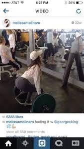 melissa molinaro most popular fitness models on fitness