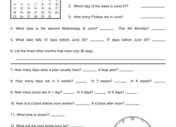 word problems and elapsed time education com