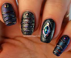 365 days of nail art swatches catrice million styles effect top
