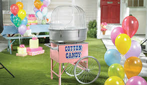 cotton candy machine rentals grand rental station home
