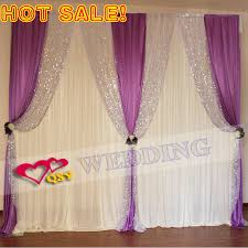 Wedding Backdrop Curtains For Sale Backdrop Curtain Material Decorate The House With Beautiful Curtains