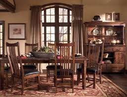 kincaid dining room sets kincaid furniture collection detail lovely mission style for