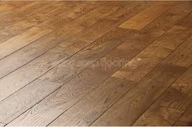 Solid Oak Hardwood Flooring Brushed Wheat Solid Wood Flooring 18mm X 125mm Easy Step Flooring