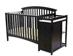 Convertible Baby Crib Plans by Amazon Com Dream On Me Niko 5 In 1 Convertible Crib With Changer