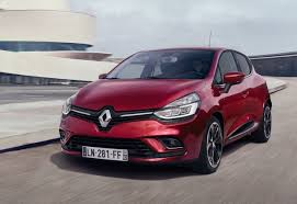 renault usa new look 2017 renault clio revealed updated tech performancedrive