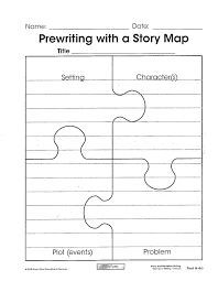 story map puzzle template the within me