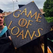 Decorated Grad Caps Art Croissance