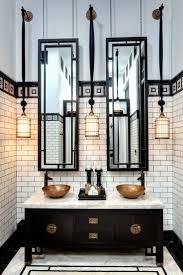 Bathrooms With Bronze Fixtures 2 Light Vanity Fixture Retro Bathroom Lighting Cool Bathroom