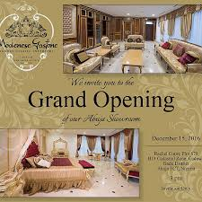 Classic Luxury Interior Design New Opening Abuja Showroom Modenese Gastone Luxury Classic