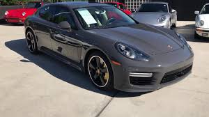 2007 Porsche Panamera 2016 Porsche Cpo Panamera A Turbo S With Kirk 719 219 5015 Youtube